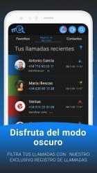 Screenshot 5 de Me: identifica llamadas y protege contra spam para android