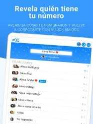 Captura de Pantalla 10 de Me: identifica llamadas y protege contra spam para android