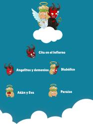 Screenshot 9 de ¿Verdad o Reto? ¿Ángel travieso o Demonio pícante? para android