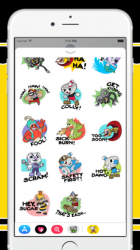 Imágen 4 de Cuphead Stickers para iphone
