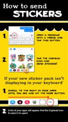 Imágen 5 de Cuphead Stickers para iphone