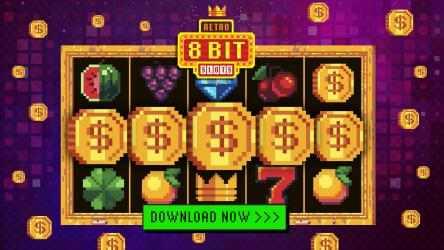 Captura de Pantalla 10 de 8-Bit Retro Slots para windows