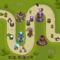 Captura de Pantalla 1 de Rey de la torre de defensa para android