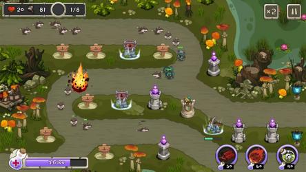 Screenshot 10 de Rey de la torre de defensa para android