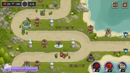 Captura 4 de Rey de la torre de defensa para android