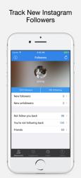 Screenshot 1 de nFollowers para iphone