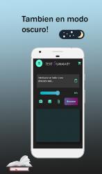 Captura 7 de Text Summary - Resumir textos para android