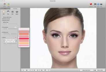 Screenshot 1 de Perfect365 para mac