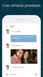 Captura de Pantalla 5 de Encuentra amor real - Bloom para android