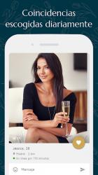 Screenshot 6 de Encuentra amor real - Bloom para android
