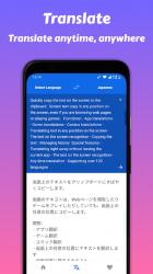 Imágen 4 de Copiar texto: traducir y copiar en cualquier lugar para android