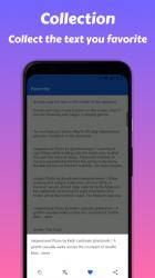 Captura 5 de Copiar texto: traducir y copiar en cualquier lugar para android