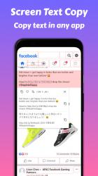 Captura 3 de Copiar texto: traducir y copiar en cualquier lugar para android