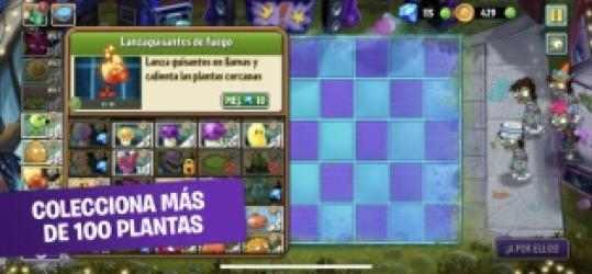 Screenshot 3 de Plants vs. Zombies™ 2 para iphone