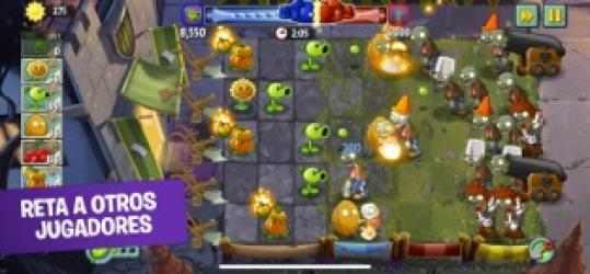 Captura de Pantalla 4 de Plants vs. Zombies™ 2 para iphone