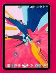 Captura de Pantalla 9 de Akimeji: Shimeji, Chibis, Anime Live Wallpaper para android