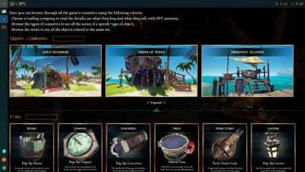 Captura de Pantalla 5 de Thieves Helper para windows