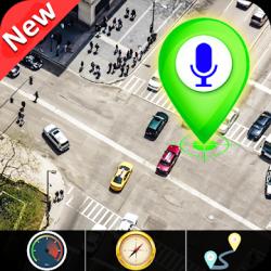 Imágen 1 de GPS satélite - En Vivo tierra mapas Y voz náutica para android