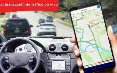 Captura de Pantalla 8 de GPS satélite - En Vivo tierra mapas Y voz náutica para android
