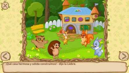 Captura de Pantalla 9 de Hedgehogs Adventures para windows
