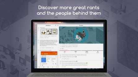 Captura de Pantalla 3 de devRant UWP para windows