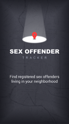 Screenshot 2 de Sex Offender Search para android