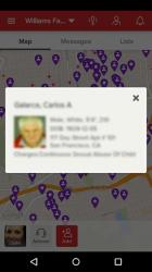 Captura 4 de Sex Offender Search para android