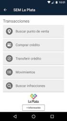 Captura de Pantalla 5 de SEM La Plata para android