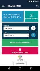 Captura 3 de SEM La Plata para android