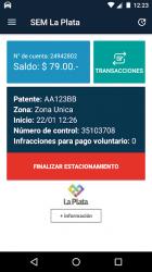 Captura de Pantalla 4 de SEM La Plata para android
