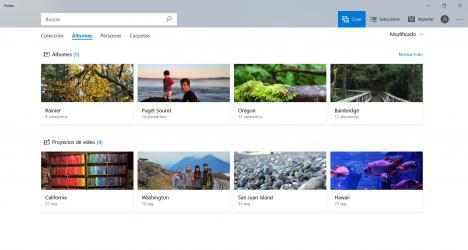 Captura 11 de Fotos de Microsoft para windows