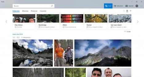 Captura 6 de Fotos de Microsoft para windows