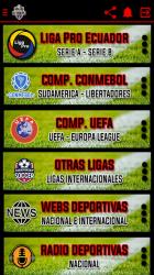 Captura de Pantalla 3 de FutbolEc - Futbol Ecuatoriano y algo mas para android