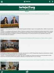 Screenshot 1 de larioja.org para windows