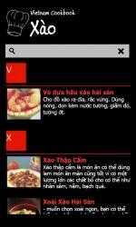 Screenshot 5 de Vietnam Cookbook para windows