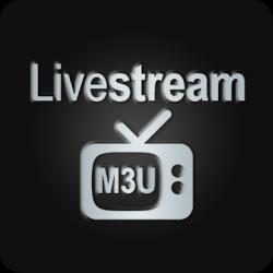 Imágen 1 de Livestream TV - M3U Stream Player IPTV para android