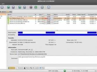 Captura de Pantalla 5 de qBittorrent para windows