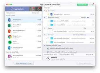 Imágen 2 de App Cleaner & Uninstaller para mac