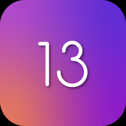 Captura 1 de 🔝 iOS 13 Icon Pack & Theme 2020 para android