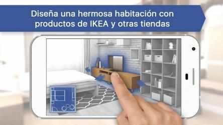 Imágen 2 de Diseñador de Habitaciones: Diseño casa 3D para android