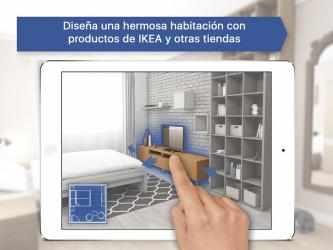 Screenshot 10 de Diseñador de Habitaciones: Diseño casa 3D para android