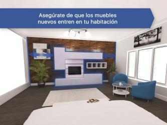 Screenshot 7 de Diseñador de Habitaciones: Diseño casa 3D para android