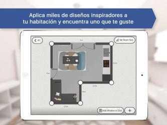 Captura 9 de Diseñador de Habitaciones: Diseño casa 3D para android