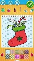 Captura de Pantalla 2 de Navidad Dibujos para Colorear para windows