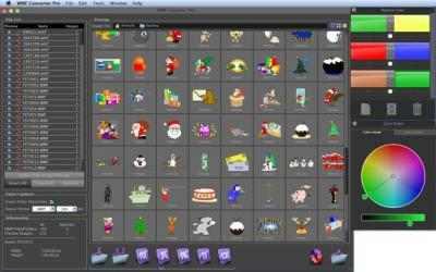 Captura de Pantalla 2 de WMF Converter Pro para mac