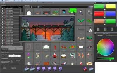Captura de Pantalla 1 de WMF Converter Pro para mac
