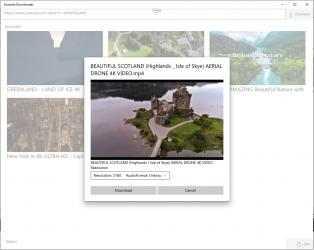 Captura 3 de DTube - 4K Youtube Downloader (Unofficial) para windows