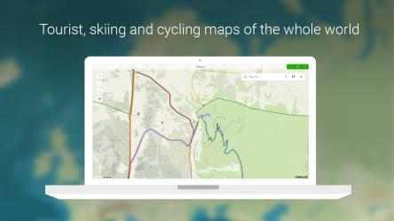 Screenshot 2 de Mapy.cz para windows