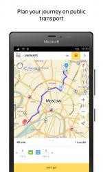 Screenshot 5 de Yandex.Maps para windows