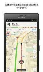 Captura de Pantalla 3 de Yandex.Maps para windows